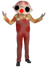 bert halloween costume boo gleech