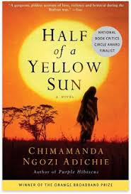 book halfyellow
