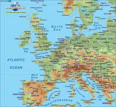 Map Germany by Maps World Map Germany