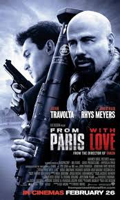 From Paris with Love (2010) izle