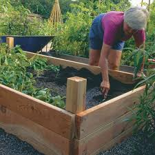Planning A Raised Bed Vegetable Garden by Build Your Own Raised Beds Vegetable Gardener