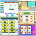 สื่อเกมการศึกษา กลุ่มสาระคณิตศาสตร์ ออนไลน์