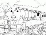 FUN & LEARN : Free worksheets for kid: Thomas & Friends, Thomas ...