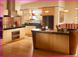 Oak Kitchen Cabinets And Wall Color Art Painting Colors With - Good color for kitchen cabinets
