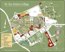 Bc Campus Map San Antonio College Map Tablesportsdirect