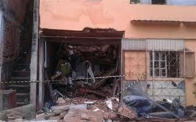 Temporal e desabamento de prédio causam morte em Cachoeiro ...