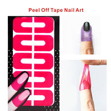 nail art set picture more detailed picture about 1pcs peel off