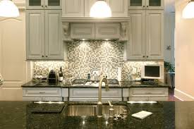 Glass Kitchen Backsplash Backsplash Beautiful Backsplash Sparkling Kitchen Tile Gray