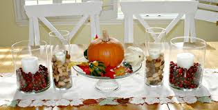 thanksgiving and fall decoration ideas