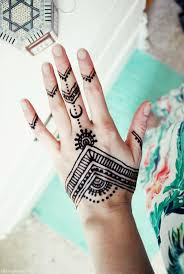 latest tattoo designs on hand best 25 easy henna tattoos ideas on pinterest easy henna