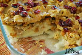 images of a thanksgiving dinner thanksgiving dinner casserole mess for less
