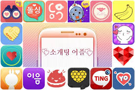 Finding your      Seoul mate       Korean Dating Apps Neon But More