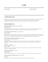 Objectives For Sales Resume Photos