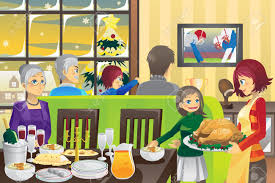 images of a thanksgiving dinner 1 973 thanksgiving dinner family stock illustrations cliparts and