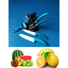 6pcs set high quality ceramic knife set kitchen knife set ceramic