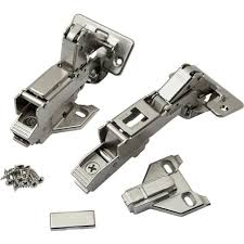 Kitchen Cabinet Overlay Door Hinges Semi Concealed Cabinet Hinge Help No Bore On Frame