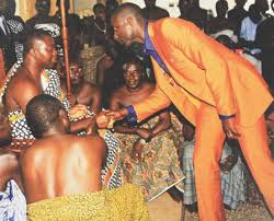 The legendary fashion designer is one of Africa     s great success stories and while the whole continent would love to claim him  Ghana is the home of his