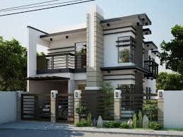 Good Modern Contemporary House Designs Philippines Beautiful - Modern contemporary home designs