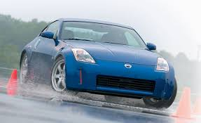 Nissan 350z Horsepower 2003 - nissan 350z road test reviews car and driver