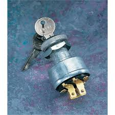 llp mfg manual electric start ignition switch 01 118 04