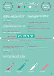 Breakupus Nice Awesome Resume Designs That Will Bag The Job     Break Up