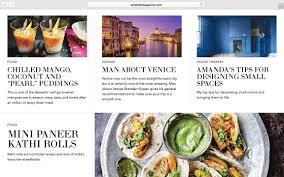 website design for amanda magazine u2013 oli pyle