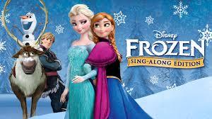 """FILM : Frozen """"2013"""""""
