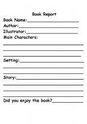 These are pictures of the January book report worksheets  The above worksheet will be used for informational text and the TME worksheet below is for     Unique Teaching Resources