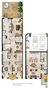 townhouse floor plans row houses converting to a 1 car garage