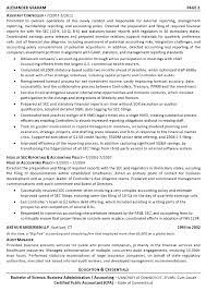 Imagerackus Personable Resume Sample Controller Chief Accounting     Imagerackus Excellent Resume Sample Controller Chief Accounting Officer Business With Agreeable Resume Sample Controller Cfo Page