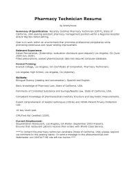 Student Resume Examples No Experience by Resume For Pharmacist Free Resume Example And Writing Download