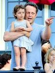 Image Vince Vaughn & Daughter Spend Picture
