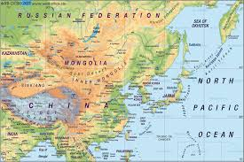 Map Of Asia by Atlas Map Of Asia New Zone
