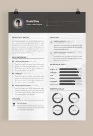 Aaaaeroincus Stunning Free Resume Template On Behance With