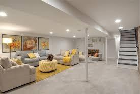 Basement Improvement Ideas by 25 Top Modern Basement Design Ideas Swing Arm Floor Lamp