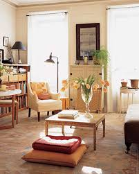 orange rooms martha stewart