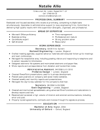 Example Server Resume by Server Experience Resume Free Resume Example And Writing Download