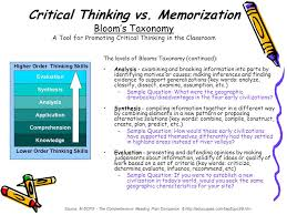 Print Critical Thinking Activities for Middle School Worksheet