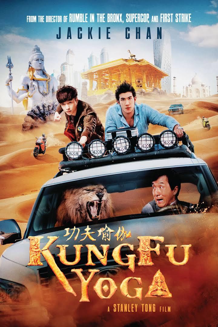 Kung Fu Yoga Full Movie Download HD Hindi Dubbed 700MB