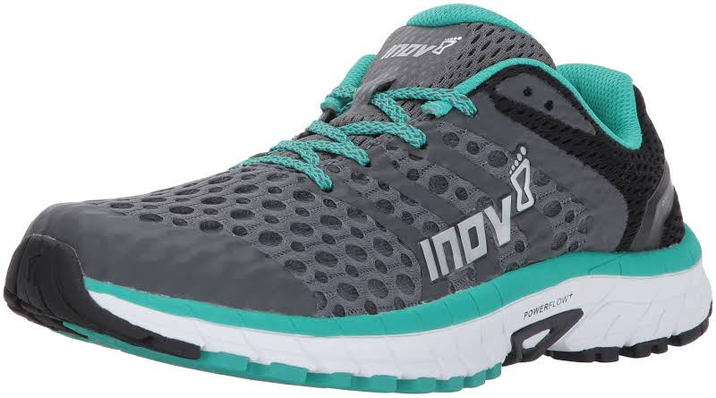 Inov-8 ROADCLAW 275 V2 Road Running Shoe Gray/Teal Wide 8 000635-GYTL-W8