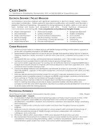 Best Job Resume by Perfect Electrical Engineer Resume Sample 2016 Resume Samples 2017