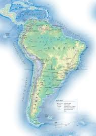 Latin America Map Labeled by Of The American Colonies Population Density 1775 Us History Maps