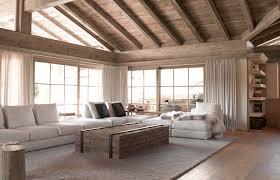 thurnbichlweg chalet beautiful interiors modern cabins