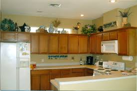 Rustic Home Interior Decorate Above Kitchen Cabinets Natural Unfinished Wooden Wall
