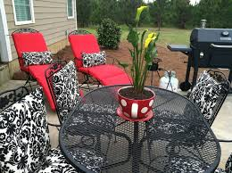 Best  Iron Patio Furniture Ideas On Pinterest Mosaic Tiles - Colorful patio furniture