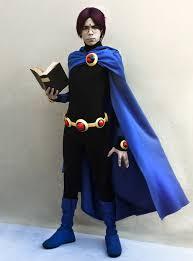 raven genderbend teen titans cosplay reneks deviantart