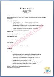 Pastry Chef Resume Examples by Resume Sample Entry Level Resume No Experience Pastry Chef