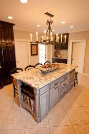 Painted Kitchen Ideas by Best 25 Kitchen Island Designs With Seating Ideas On Pinterest