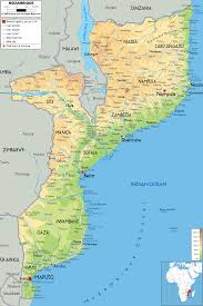 Sub Saharan Africa Physical Map by Pro Ah Edr U003e Hantavirus Africa Mozambique Mc External