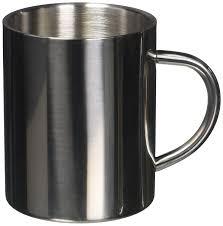 amazon com housavvy stainless steel coffee mug 14 oz coffee